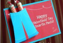 Valentine idea / by Mindy Wagner