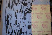 Bacio KLIMT / Bacio di klimt intagliato interamente a mano rifinito con colori acrilici su legno tiglio. Tempo di intaglio 80 ore. www.intagliosulegno.com