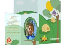 Invitaciones para cumpleaños infantiles / En Sendmoments te ofrecemos la invitaciones más originales para la celebración del cumpleaños de tu hijo. ¡Mira todos los diseños que tienes para elegir! http://www.sendmoments.es/cumpleanos/cumpleanos-infantiles/invitaciones-de-cumpleanos.php