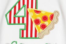 Pizza And Movies Birthday