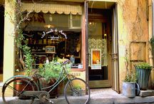 storefront ideas / by Daphne Bowman