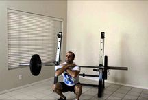 Barbell Exercises / This board is dedicated to the top barbell exercises for developing a strong, healthy, athletic body.