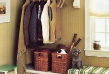 mudroom / by Maggie Lamarche