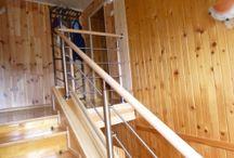 Balustrady nierdzewne / railings / balustrady nierdzewne firmy Avis z Rybnika #balustrady #balkon #schody #poręcz #rybnik #elementy #balustrad #inox #www.elementybalustrad.pl