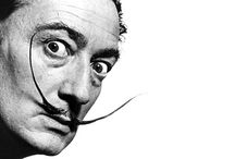 Salvador Dalí / because a pinch of craziness brings you wisdom.