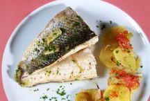 Comida Pescado