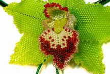 Beading-Flowers, Animals, Insects, & Fish / by Stacy Cashio