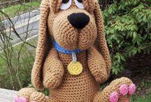 crochet animalitos