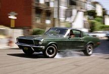 McQueen Mustang