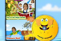 Personalized English Animated Cartoon Videos for Kids / Photo Personalized Animated Cartoon Videos Starring Your Kids from CurlyOrange.com.