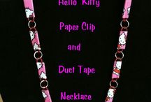 Duct Tape Crafts / by Mandi Brown