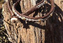 Mina Tenntrådsarmband / Mina egengjorda armband