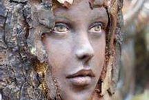 Plastinen muotoilu; puun sielu