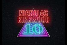Nicholas Kirkwood 10 / #NicholasKirkwood 10. Launching on Saturday 19th September.