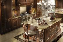 Classic Kitchens / Italian kitchen cabinets in San Diego