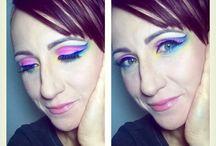 Moje / About make-up.