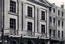 Regency Period London Famous Buildings