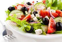 Салаты / Рецепты салатов