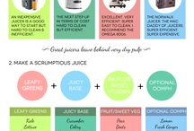 Health/Juicing / by Amy Lytle