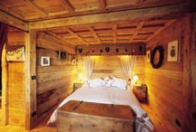 Rustic / I do love chalets. I'll get one soon. And mills. And everything that is at least a century old.