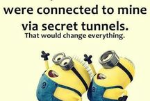 Funny quotes from minions