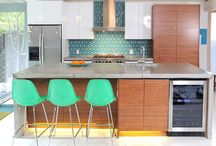 Kitchen Remodel / We live in a 1959 Eichler home in Walnut Creek, CA