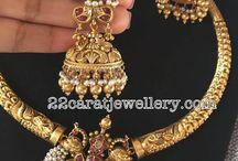 Kante/ husli necklace