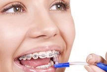 Ortodontie / Ortodontia este o ramura a stomatologiei, care se ocupa cu corectarea atat a inghesuirilor dentare cat si a ocluziei (a felului in care dintii de sus si cei de jos se intalnesc, numit si muscatura).