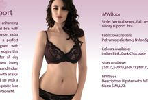 Style of the day - All day support Bra