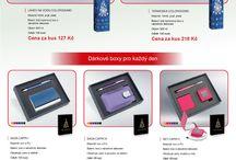 Vánoce / Zajímavé reklamní dary a cukrovinky ve Vánoční edici