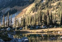 B.C. mountain's / by Joscelin Fisher