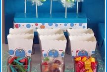 pool bday party ideas / by Carrie Shapiro