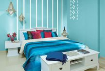 Book Of Colours - Interiors 2016: Bedroom / Asian Paints - 'Book of Colours Interiors 2016' is a one-stop guide for all your colour and décor needs!