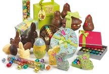 Easter Chocolate / Easter chocolate that is sure to delight the entire family. #milkchocolate #easterchocolate #darkchocolate #eastereggs