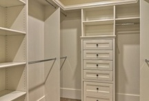 Master Closets / Walk-in closets, master closets, shoe closets, no matter what kind of closets they are, we all dream of having them to store all of our closely-held possessions!  This board is a collection of organized, beautiful closets to inspire your dream closet project.