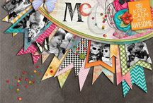 Inspiration: Scrapbooking / Inspiration