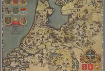 Geschiedenis kaart
