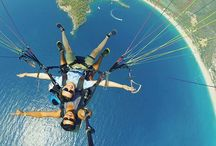 Exteme Sports / Extreme sports (Paragliding, Scuba Diving, Rafting, Flyboard etc.)