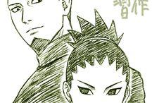 Shikamaru i Shikadai