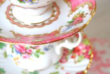 Teacups / by Mary Mebruer