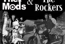 50th Birthday ideas , swinging 60's Mods & Rockers Board Party / 50th Birthday ideas , swinging 60's Mods & Rockers Board Party for 29th Sept