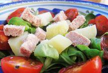 ♨ Les recettes bretonnes / Des bons petits plats, en veux-tu en voila ! Mais pas n'importe quoi, que des recettes de chez moi ;) #Bretagne