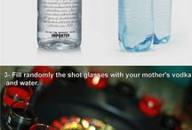 Party Roulette Shots Game