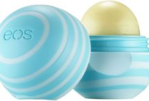 EOS Lip Balm Ideas / by Lori Allred {allreddesign.net}