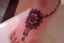 henne tatoo