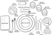 Colocar mesa - etiqueta