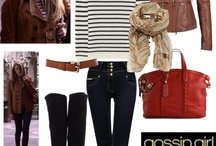 Gossip Girl Outfit