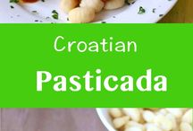 Eastern Europe cuisine