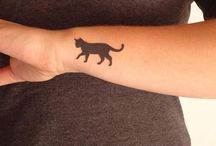 Cattoos  / Cat tattoos