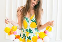Florida SunFest Welcome Party / We're welcoming you to Mom 2.017 with a slice of Old Florida. Soak up all shades of citrus and sunshine, sip a cool drink, and go retro tropical, poolside.